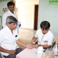 Blood Donation & Medical Check Up Camp - 2015 @ Rajkot
