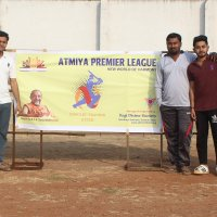 Atmiya Premier League - 2017, Anjar